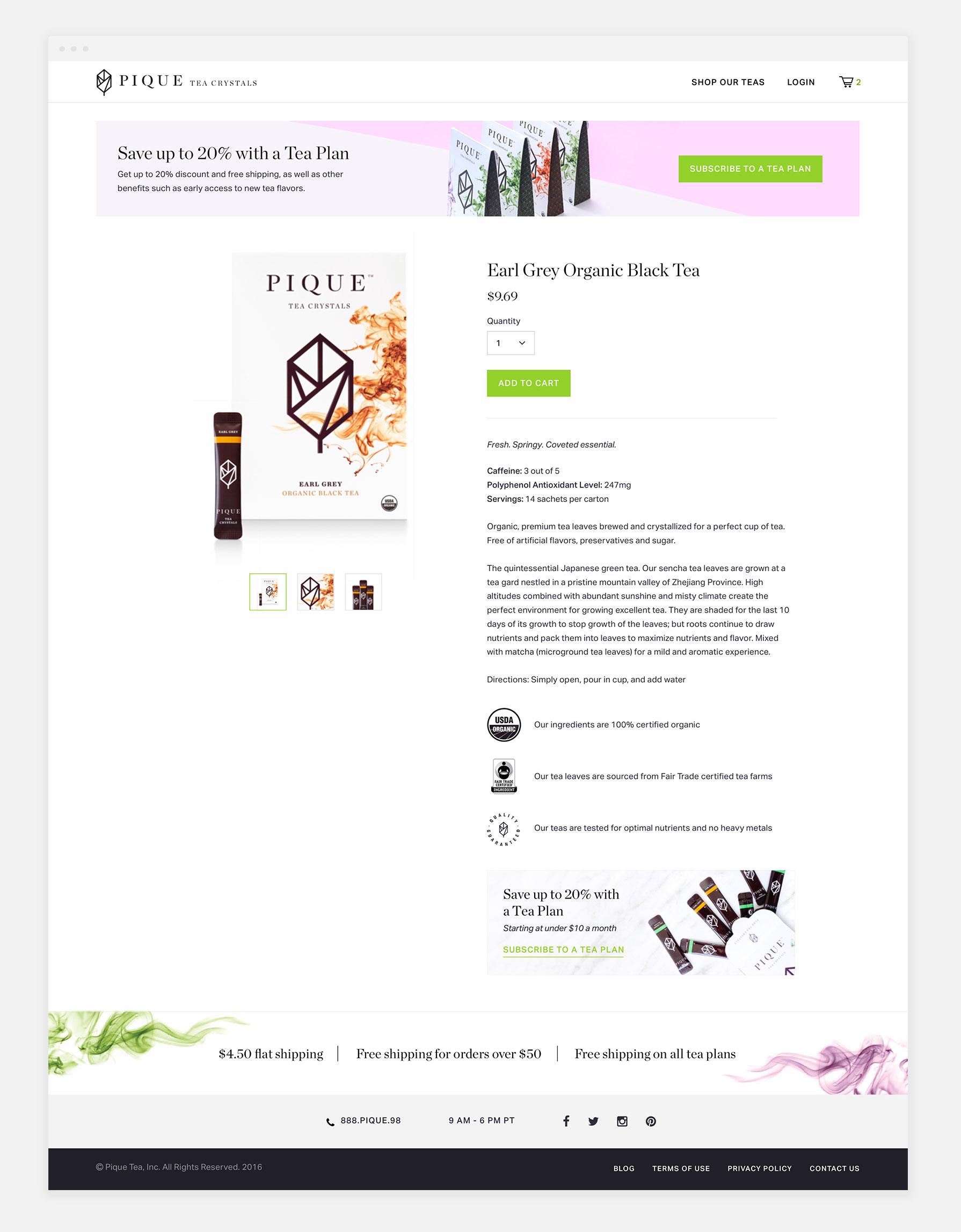 PiqueTea-ProductPage